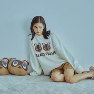 【待ってた】ジェラピケ×あつ森コレクションが受注販売!春夏素材の新商品も出るよ~。