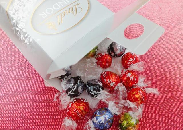 【コストコ】リンツチョコが1粒あたり40円以下!なめらかなくちどけ最高。