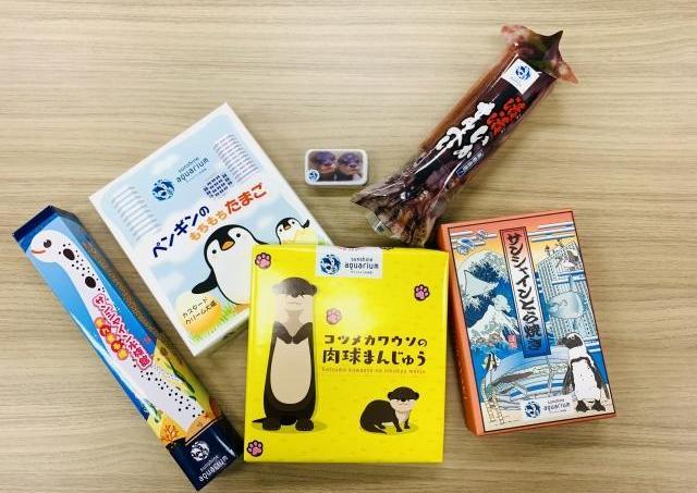 サンシャイン水族館のお菓子セットが大特価!フードロス削減の応援しよ~。