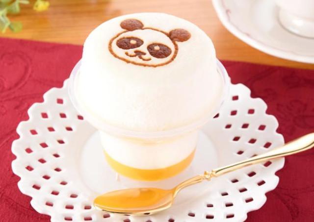 【ファミマ】かわいすぎでは?パンダのスフレプリンは関東民必食でしょ!!
