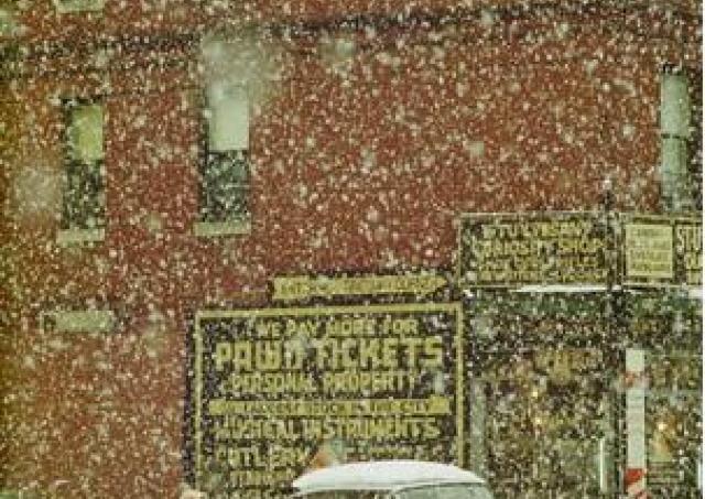 ニューヨークが生んだ伝説の写真家の展示約170点