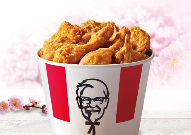 【KFC】3日間だけ。春の風物詩「ひなまつりバーレル」はボリューミーでお得!