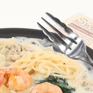 【ダイソー】パスタを食べるときのストレスが100円でなくなる...!「匠の技」フォーク家族分ほしい