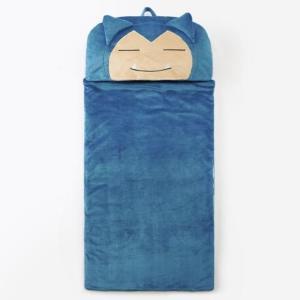 【しまむら】ピカチュウ、カビゴンの「寝袋」激カワ!大人でも欲しくなる。