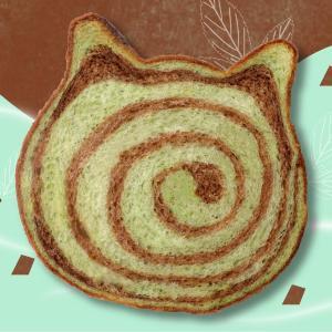 チョコミン党にたまらない!ねこねこ食パンに限定のチョコミントフレーバーが登場するよ。