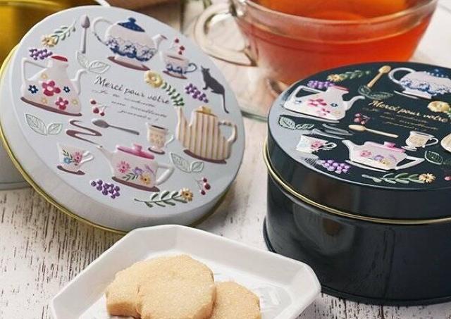 【カルディ】オンラインでは完売!可愛すぎる「クッキー缶」見つけたら即カゴへ!