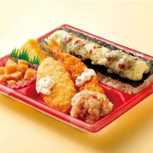 【オリジン】6種のお弁当全部390円!種類もボリュームもありがたい。