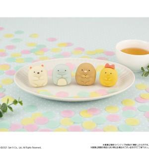 「すみっコぐらし」和菓子が毎度ながら可愛すぎ!初登場キャラも完成度高い。