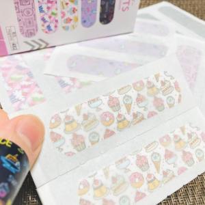 ダイソーの絆創膏が可愛くてにんまり。集めたくなる4種類!