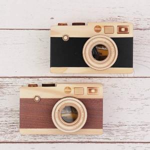 出会えたらラッキー!カルディの人気「カメラ缶」に木製バージョン出てるよ~