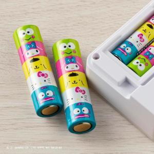 【ダイソー】可愛すぎて使えない!サンリオキャラの乾電池、必見です!