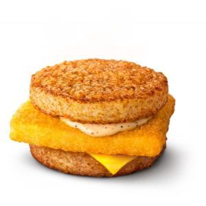 【マック】フィレオフィッシュ派に朗報!新作ごはんバーガーが美味しそうだよ。
