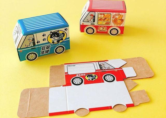天才すぎる...!キャンドゥのワゴン形小箱が可愛すぎてまたバズる予感。