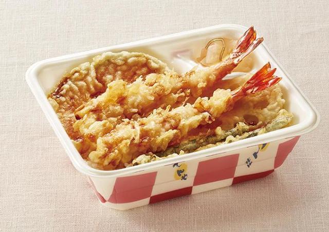 【てんや】「上天丼」が150円引きワンコイン!テイクアウト・期間限定だよ。