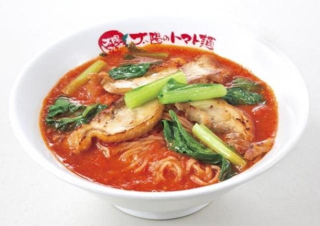 ラーメン1杯が500円で3回食べられる。「太陽のトマト麺」行かなきゃ!