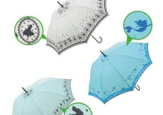 【しまむら】ディズニープリンセスやミッフィーも!可愛い雨傘あるよ~。