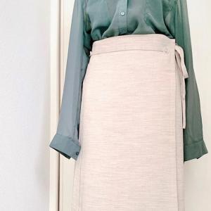 ウエスト位置が高く見える...!GUで記者が一目惚れした名作「スカート」