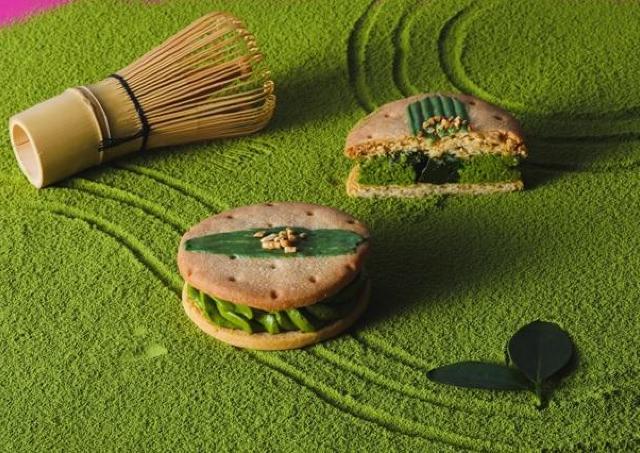 抹茶好き集まれ!セブンの「伊藤久右衛門」監修の宇治抹茶スイーツ全部美味しそう。