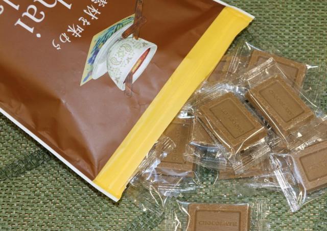 買って正解!成城石井の「チャイチョコ」、本格的な味わいで満足度高め。