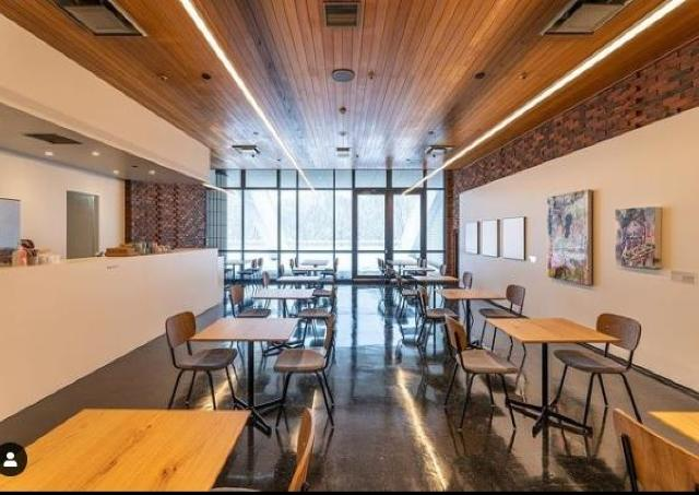 北海道立近代美術館におしゃれカフェがオープン