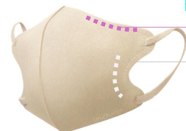 「超快適マスク」シリーズ史上最軽量!見た目もすっきり、暑い季節に備えたい。