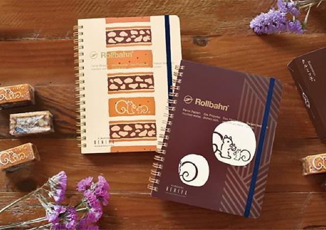 リスくんかわいい無理。鎌倉紅谷×ロルバーンコラボのメモ帳は絶対欲しい!
