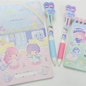 【プレゼント】キキ&ララとコラボ! 東京モノレール・ステーショナリーグッズセット(3名様)