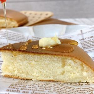 「完全にぐりとぐら」...絵本みたいなパンケーキ作れるホットケーキミックス、まじで凄かった。