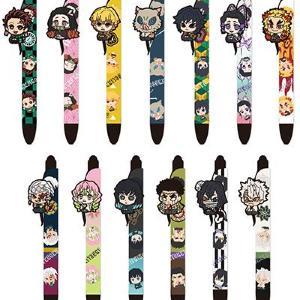 【鬼滅の刃】2WAYペンがめちゃカワ!キャラマスコットも付くなんて最高です。