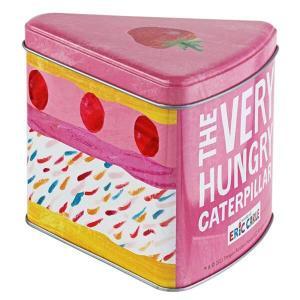 カルディで発見!「はらぺこあおむし」のケーキ型缶、可愛すぎでは?