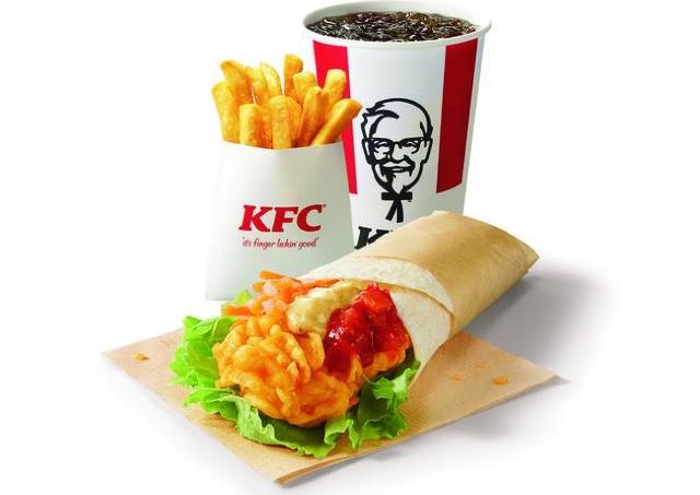 【KFC】500円ランチに「ツイスター」登場!期間限定だから急いで~。