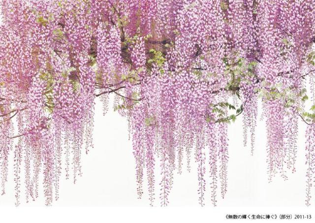リアリティあふれる緻密な作品 吉村芳生の代表作約60点を展示