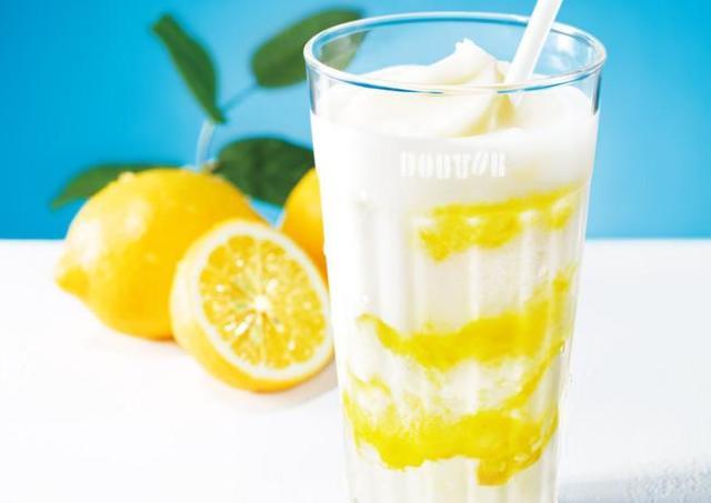 ドトールのヨーグルン、今年も登場!瀬戸内レモンでさっぱりしよ。