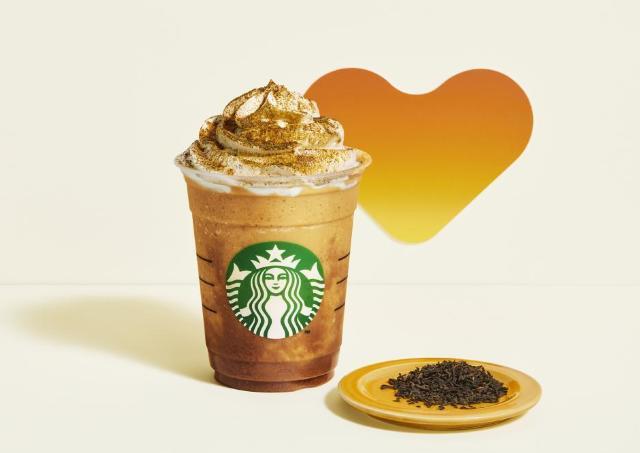 【スタバ】コーヒーだけじゃない。新発売の「ティー」フラペもめちゃ美味しそう。