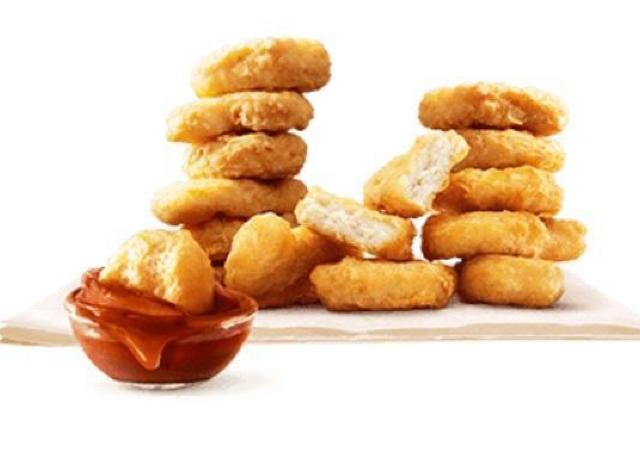 マックナゲット15ピース390円!4週間ひたすら食べたい。
