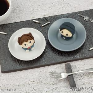 【セブン】コナンくんと赤井さんの和菓子がめちゃカワ。2つ並べたい。