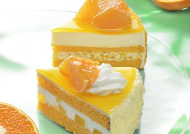 オレンジ好きは絶対チェックね。コージーコーナの新作ケーキ、一目惚れ間違いなし!