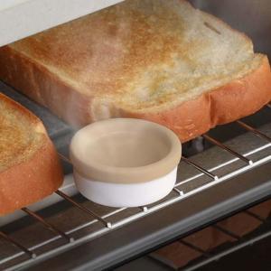 ついにダイソーにキター!パンがサクふわになる「トースター用スチーム皿」めっちゃ気になる。