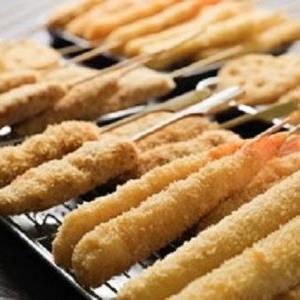食卓が「串カツ田中」に!公式オンラインショップできたよ~。