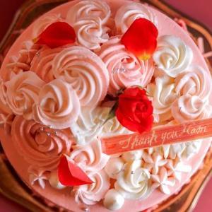 お花のような「母の日ケーキ」がシェラトン都ホテル大阪に登場