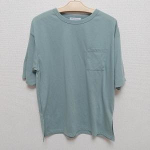 しまむら開店アタックでゲット!330円のミントカラーTシャツは買い。