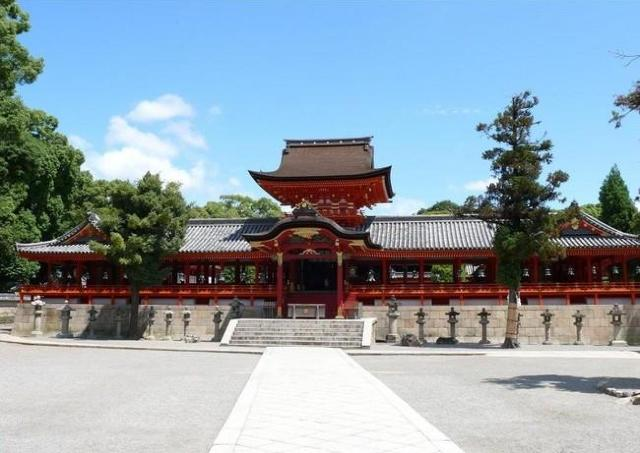 石清水八幡宮 国宝御本社昇殿に参拝できる宿泊プラン