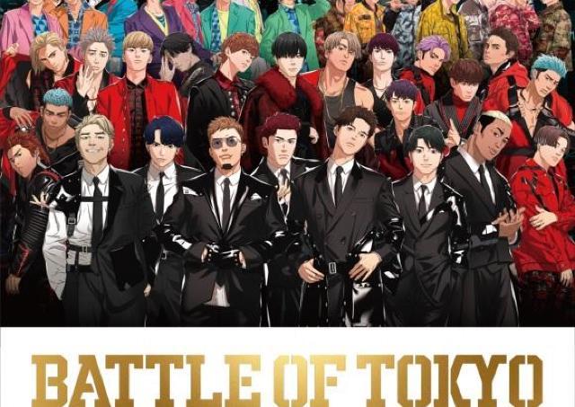 仙台パルコでLDH JAPANのプロジェクト「BATTLE OF TOKYO」コラボ企画