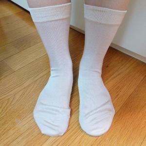 しまむらで買ってよかった!きれいめで涼しげなデザインの靴下
