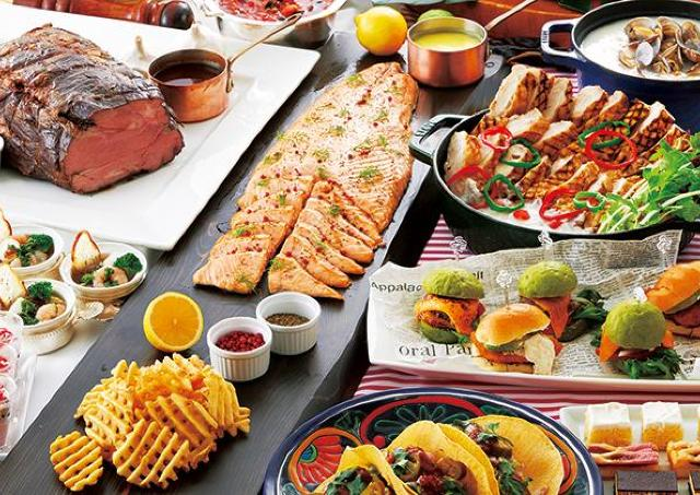 横浜ロイヤルパークホテルで「世界食の旅」