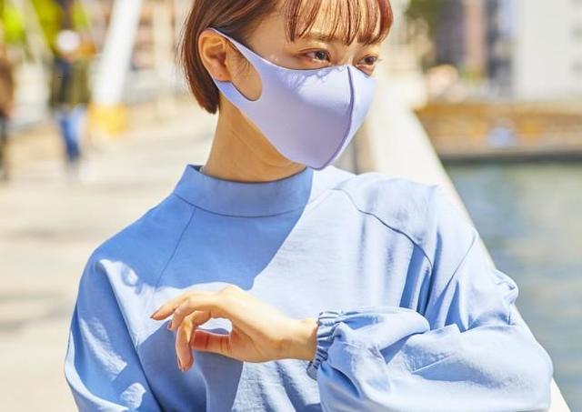 ミント成分でひんやり感20%アップ!大人気「パステルマスク」夏の必需品になりそう。