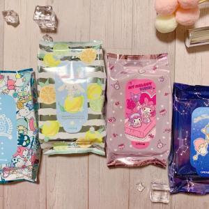 夏に大活躍!バッグに忍ばせておきたいダイソー商品。サンリオデザイン可愛すぎ。