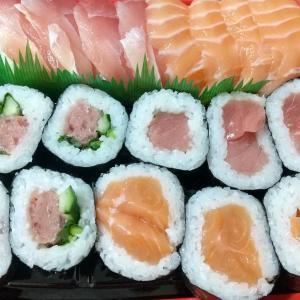 【コストコ】2人前でもやっぱりアメリカンサイズ!「美味しい」と好評のお寿司、買ってみた。