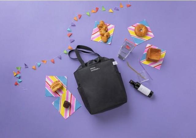 「パンとエスプレッソと」初のブランド本が凄い!食品を守る「魔法のポケット付」バッグ