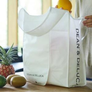 「DEAN&DELUCA」買い物バッグに限定カラー!どっちもおしゃれで迷う~。